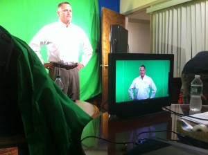 Behind the Scenes: Shooting our New TV Spot