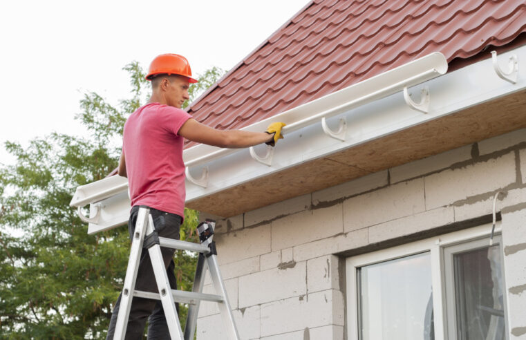 Project #24212: Gutter Cleaning