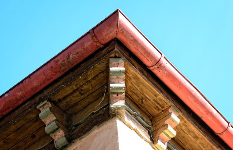 Home Improvement History Lessons: Gutters